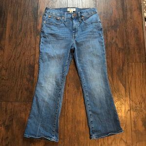 Madewell Cali Demi-Boot Jeans